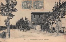 CPA La Bourdonnière - Route De Marseille - Frankreich