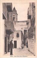 Bari - Palazzo Del Governo Di Gioacchino Murat Original Italia Postcard - Bari