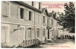 PRECHACQ Les BAINS Vue D'une Partie Des Bâtiments Entrée Des Salons Et Du Cafè Bernède - Sonstige Gemeinden