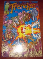 TRENCHER 1993 N. 1 - Libros, Revistas, Cómics