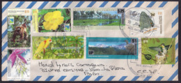 Argentina - 2019 - Lettre - Flore - Faune - Papillons - Timbres Divers - Briefe U. Dokumente