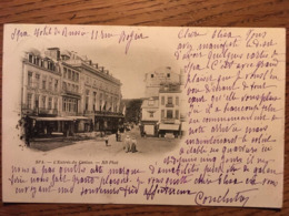 CPA, SPA, L'Entrée Du Casino, éd ND Phot,écrite En 1899 - Spa