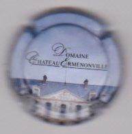 Capsule Champagne DE VENOGE ( Nr ; Domaine Château D'Ermenonville ) {S04-20} - Champagne