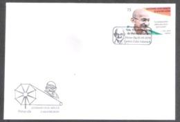 18610  Gandhi - FDC - 2019 - 3 25 - Mahatma Gandhi