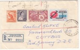 Australia / Airmail / Germany - Australie