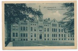 London, Ontario - St. Joseph's Hospital ± 1930 - London