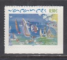 France 2004 - EUROPA(Vacances), Emis En Carnet, YT 3672, Neuf** - France