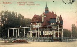 Budapest, Cafehaus Auf Der Margarethen Insel MARGITSZIGETI KAVEHAZ - Hungría