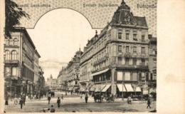 BUDAPEST KOSSUTH LAJOS GASSE UTEZA - Hungría