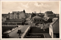 ! Alte Fotokarte, Island, Iceland, Reykjavik - IJsland