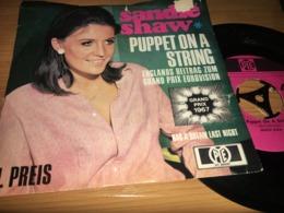 Sandie Shaw – Puppet On A String - Disco, Pop