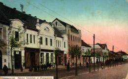 Balassagyarmat, Rákóczi Fejedelem-út POSTAPALOTA - Hungary