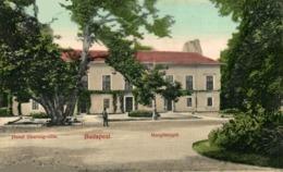 BUDAPEST . Margitsziget, József Főherceg Villa - Hungría