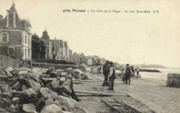 PARAME Un Coin De La Digur Au Loin Saint Malo   RV - Parame