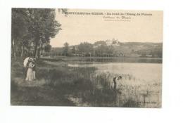 MONTCEAU-LES-MINES - Au Bord De L'Etang Du Plessis - Montceau Les Mines