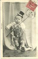 Toto A Bu Trop De Lolo Enfant Chapeau Baguette Magique Bergeret - Bergeret