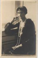LUXEMBOURG CARTE PHOTO PRINCESSE HILDA DE BAVIERE PORTRAIT - Grand-Ducal Family