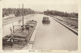 MENNESSIS - Le Bief De Voyaux - Navigation Intérieure Péniche - Andere Gemeenten