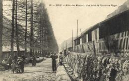 ORLU  Allée Des Melezes Vue Prise De L'Ancienne Forge RV - Sonstige Gemeinden