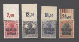 Militärverwaltung In Rumänien,4/7,OR,xx - Besetzungen 1914-18