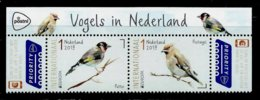 Netherlands 2019: Europa - Birds Of The Netherlands  ** MNH - 2019