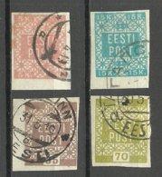 ESTLAND ESTONIA 1918/1919 Michel 1 - 4 O - Estonia
