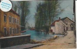 36 - Très Belle Carte Postale Ancienne De   CHATEAUROUX  Vue Sur L'Indre - Chateauroux