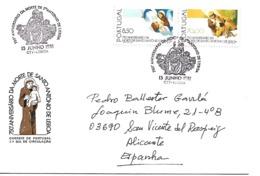 Portugal, 1981. San Antonio - Cartas