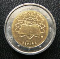 Spain - Espagne - Spanje   2 EURO 2007   Speciale Uitgave - Commemorative - España