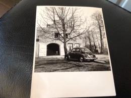 Photo Originale Vw Coccinelle - Cartes Postales