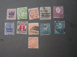 DR Schlesien Lot ? - Briefmarken
