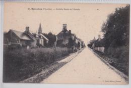 BARENTON - Arrivée Route De Mortain - Barenton