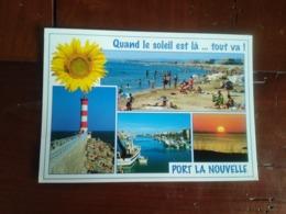 11 - Port La Nouvelle - Multivues - Port La Nouvelle