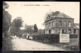 LA RUE SAINT PIERRE 76 - La Mairie - #B21 - Frankrijk