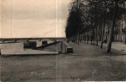 ORLEANS -45- LE QUAI BARANTIN ET LE NOUVEAU PONT - Orleans