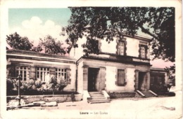 FR11 LAURE - Durand - Les écoles - France