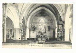 Mayenne , Martigné , Intérieur De L'église - Altri Comuni