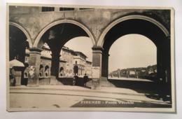 V 11031 Firenze - Ponte Vecchio - Firenze