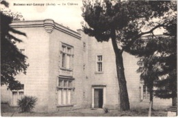 FR11 RAISSAC SUR LAMPY - Le Château - Belle - France