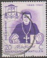 Antille Olandesi 1960 MiN°107 (o) - Curaçao, Antille Olandesi, Aruba