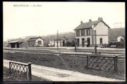 ROLLEVILLE 76 - La Gare - #B31 - Francia