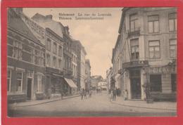 CPA: Belgique - Tirlemont - Thienen - La Rue De Louvain - Tienen