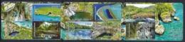 Nouvelle Caledonie / Neukaledonien /  Nuova Caledonia  2017 Carnet Grottes Et Trous D'eau - Libretti