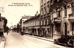 59] Nord > ROSENDAEL / VOITURE  /LOT  3000 - Autres Communes