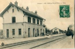 23 - Dun Le Palleteau : La Gare - Autres Communes