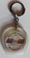 Porte Clés Association Nationale Des Anciens Combattants De La Résistance ANACR - 1939-45