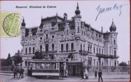 Roemenie Romania Roumanie Rumänien Bucuresti Ministerul De Externe Bucharest Bucarest CPA Old Postcard - Rumänien