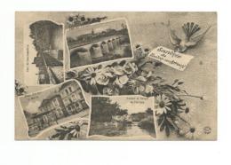 TOULON SUR ARROUX - Souvenir - MULTIVUES - Autres Communes
