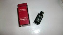 """Miniature De Parfum  Chanel     """" Anthéus    """" Eau De Toilette  Pleine - Miniatures Modernes (à Partir De 1961)"""