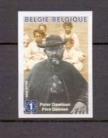 3969 Pater Damiaan  Ongetand 2009 - Non Dentelés